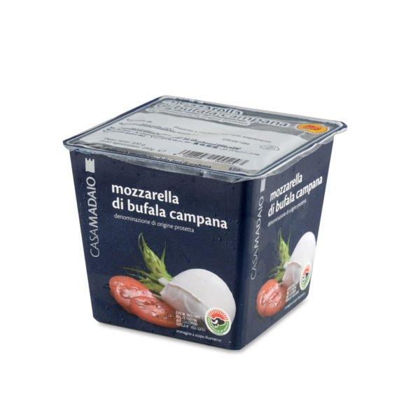 la mozzarella di bufala DOP_formaggio fresco_casa madaio
