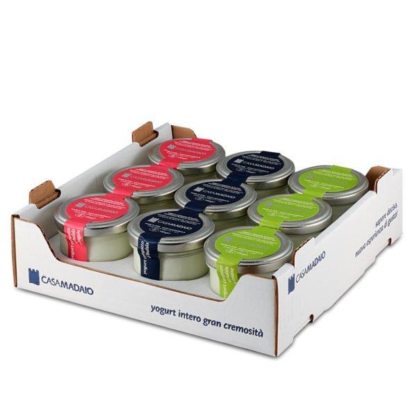yogurt intero di bufala_freschi_casa madaio
